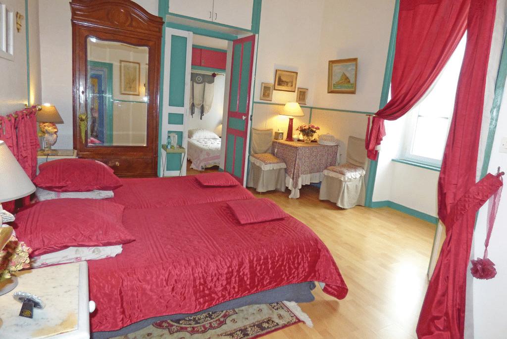 Accueil chambre hotes verte chambres d 39 h tes dinard for Chambre hote dinard