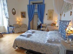 Chambres d'hôtes Dinard, Saint Malo, Dinan Pleurtuit la Demeure aux Hortensias