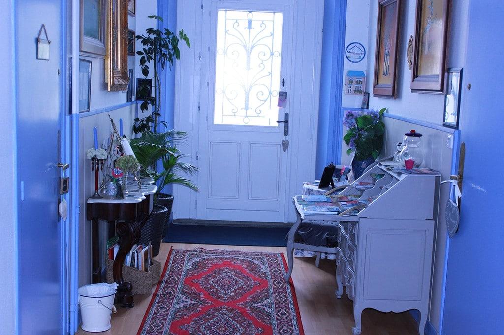 L entr e la demeure aux hortensias chambres d 39 h tes for Dinan chambre d hote